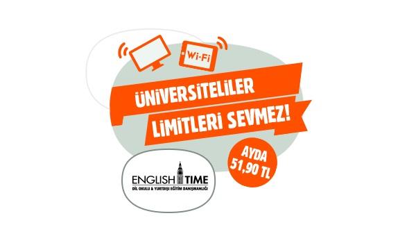 Ttnet'in üniversitelilere özel kampanyası