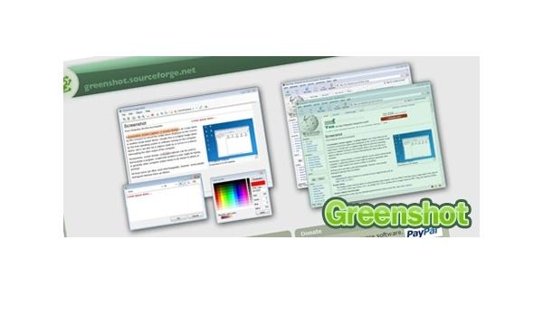 Greenshot ile basitçe ekran görüntüsü alın