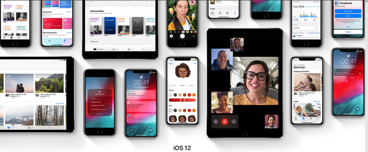 Beklenen iOS 12 yeni özellikleri